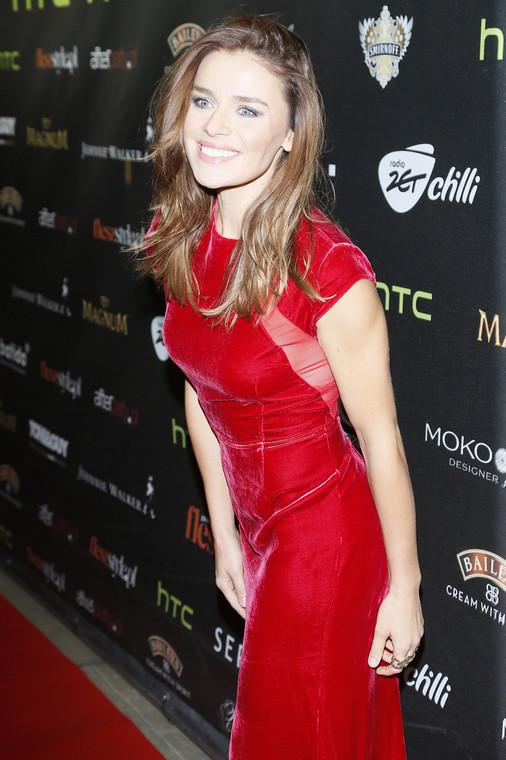 Natasza Urbańska na imprezie Flesz Fashion Night
