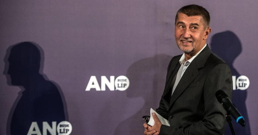 Andrej Babisz będzie kolejnym premierem Czech?