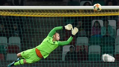 Dutch drop Covid-positive Cillessen from Euro squad