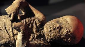 Pompeje - przebadano ciała ofiar wybuchu wulkanu Wezuwiusz