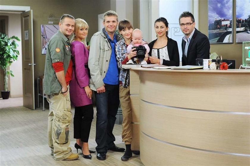 """Serial z Muchą gorszy od """"Majki"""""""