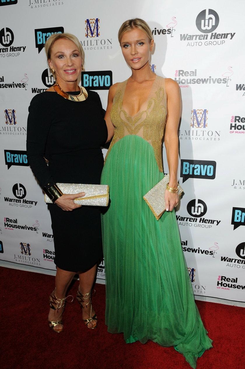Leah Black i Joanna Krupa