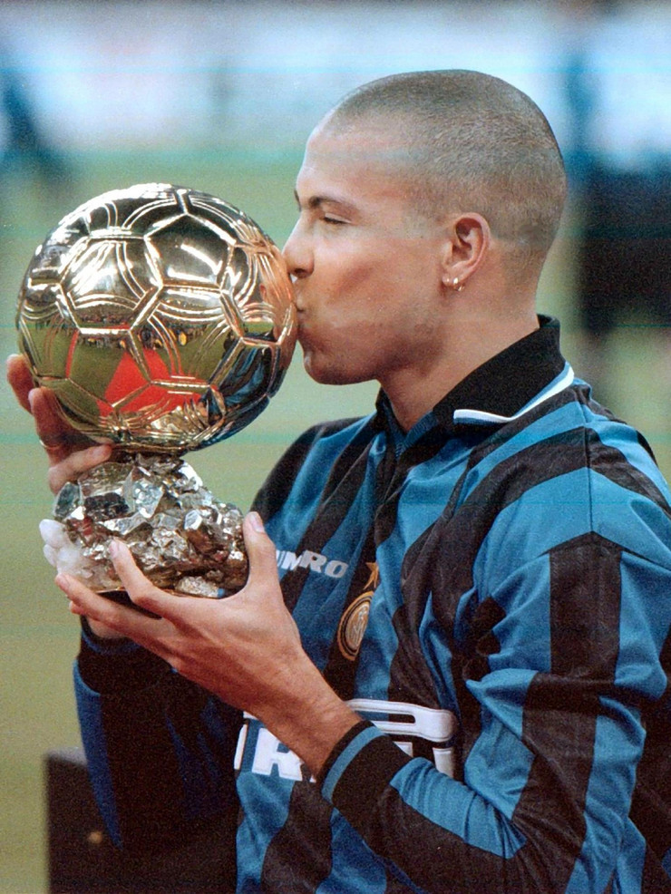 Ronaldo sa Zlatnom loptom