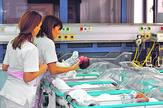 roditeljski dodatak 1478 soba sa bebama medicinska setra betanija porodiliste foto Robert Getel