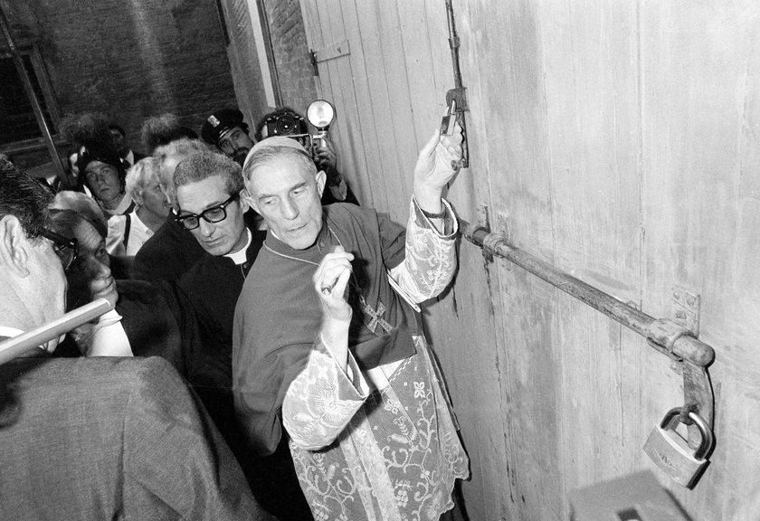 To był niesamowity październik. Tak 42 lat temu wybierano Karola Wojtyłę na papieża