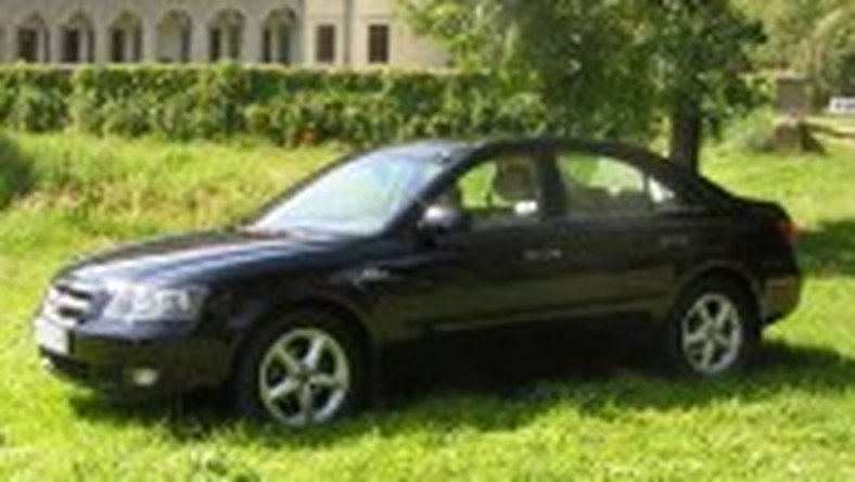 Hyundai Sonata 2.4 Executive Automat
