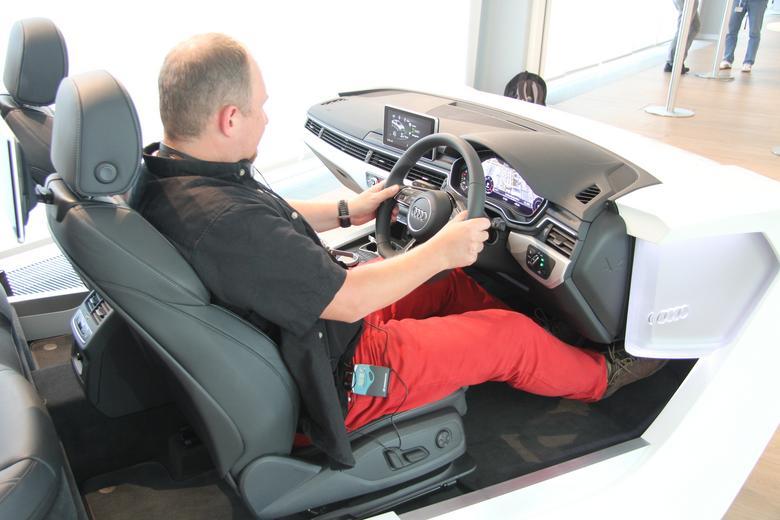 Audi pozna nawyki kierowcy