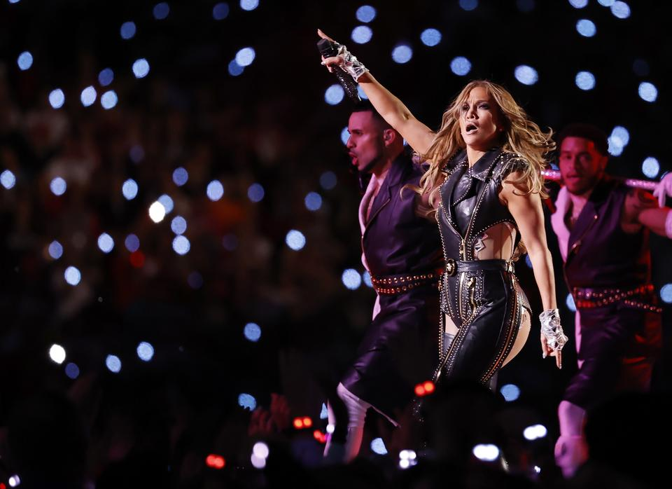 Super Bowl 2020: Jennifer Lopez