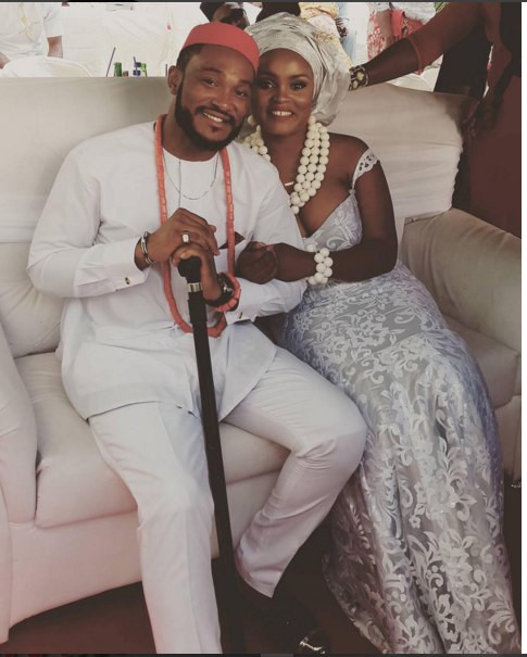 Blossom Chukwujekwu and Maureen got married back in 2015 in what was perceived as a marriage made in heaven.