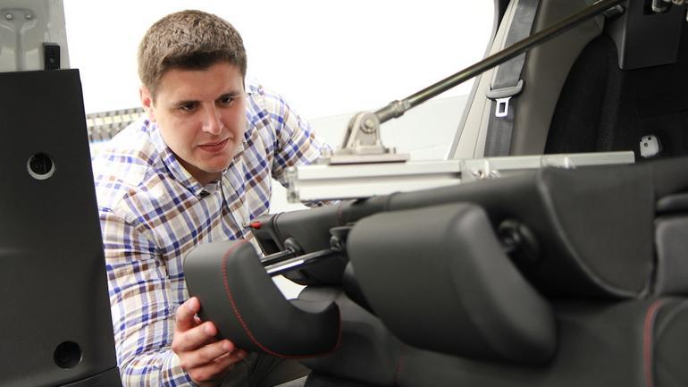 Testowanie prototypów aut