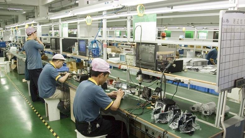 Chińska gospodarka dostaje zadyszki