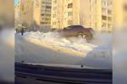 UHVATI ME AKO MOŽEŠ Ovako Rusi beže saobraćajnoj policiji po ZALEĐENIM PUTEVIMA (VIDEO)