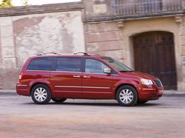 Chrysler Grand Voyager - duży i niedrogi, ale czy trwały?