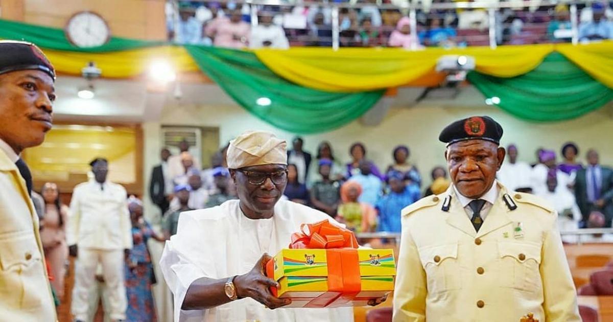 Sanwo-Olu says N1.17trn Lagos budget 2020 will boost investment - Pulse Nigeria