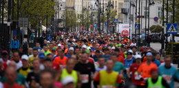Zasłabł podczas maratonu w Warszawie. Nie udało się go uratować