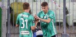 Legia Warszawa stawia na młodzież
