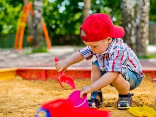 Za przywłaszczenie zabawki w piaskownicy odpowiadają rodzice