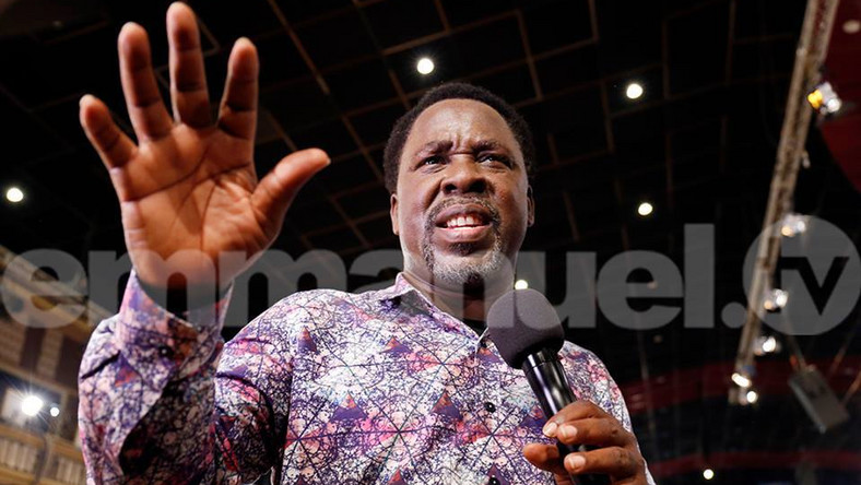 T B Joshua More people beg SCOAN leader not to relocate to Israel