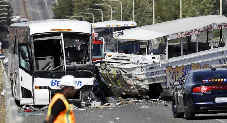 Students killed in Seattle bus crash were from four countries