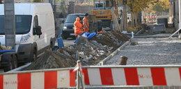 Remontują Kopernika a sąsiednie ulice już nie