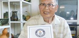 To najstarszy absolwent świata! Ma 96 lat