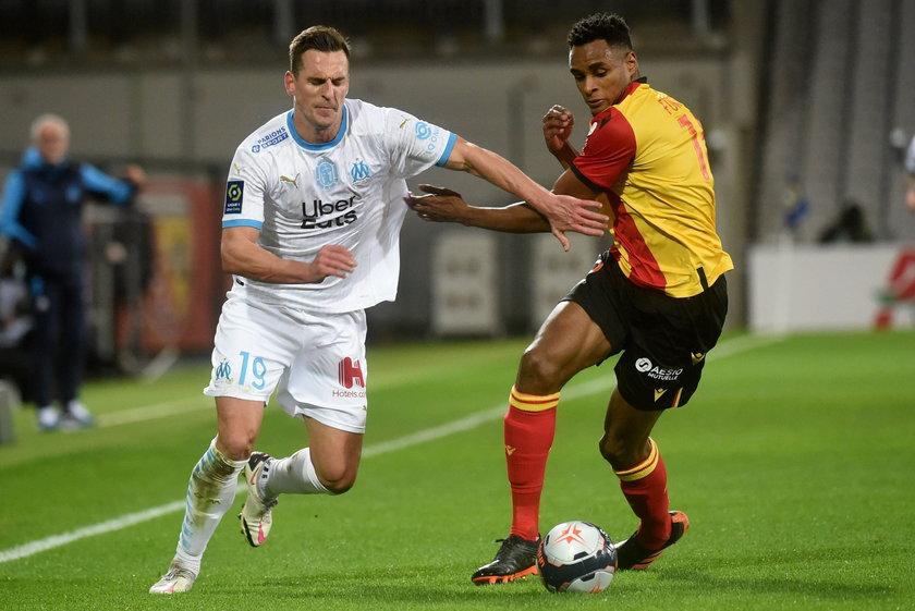 Arkadiusz Milik strzelił pierwszego gola dla Marsylii