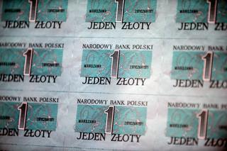 Polskie banknoty na wypadek wojny z Zachodem. PWPW zaprezentowała odtajnioną serię z okresu PRL