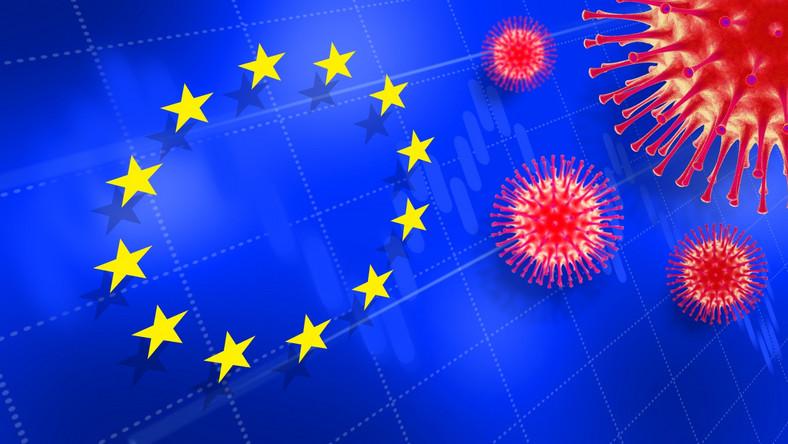 Koronawirus, Unia Europejska