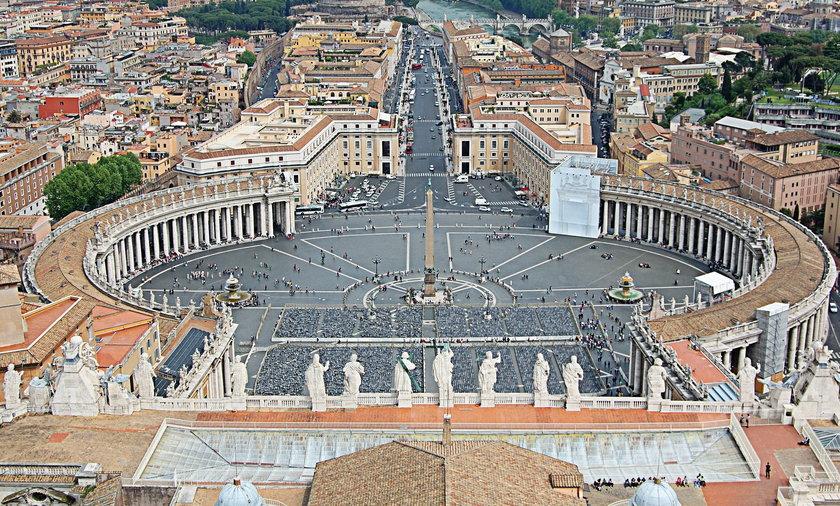 Podróż do Rzymu na kanonizację