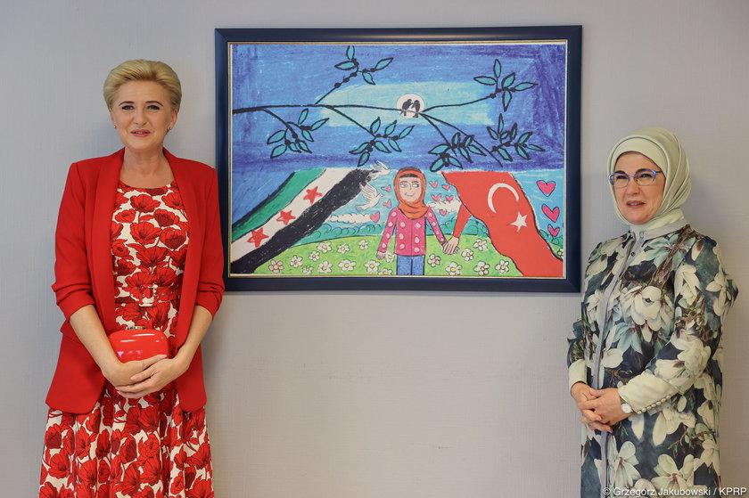 Pierwsza Dama w Turcji
