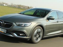 Opel Insignia Country Tourer 1.6 Turbo – ile w nim terenówki?