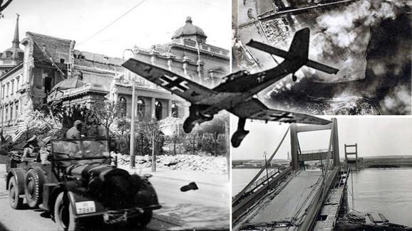 Bombardovanje Beograda 1941.