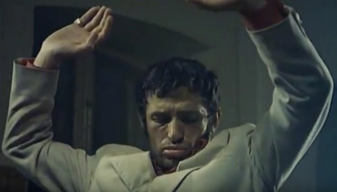 Bekim Fehmiju u filmu