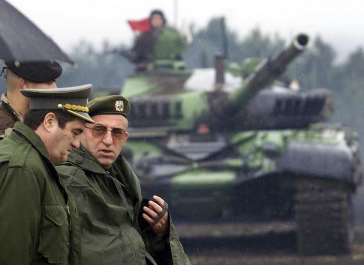 General u penziji Vladimir Lazarević