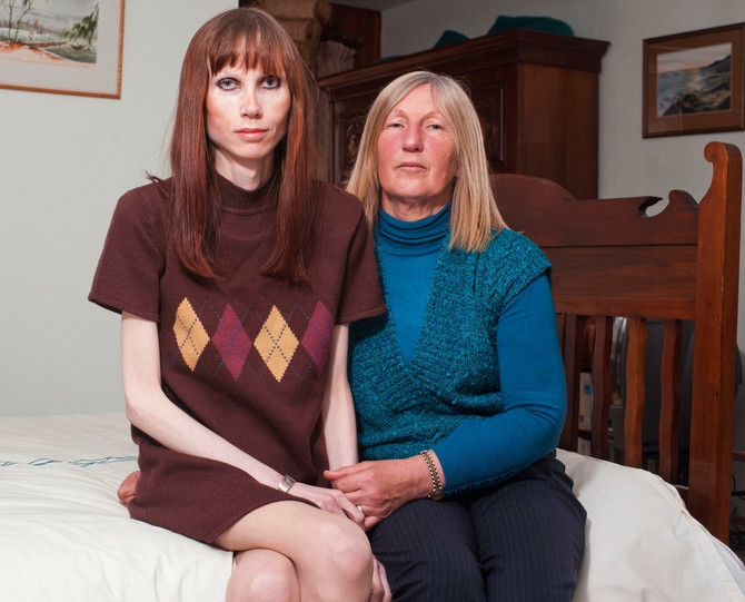 Helen sa majkom