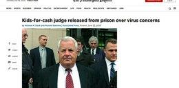Amerykański sędzia za łapówki wysłał do więzienia tysiące małoletnich!