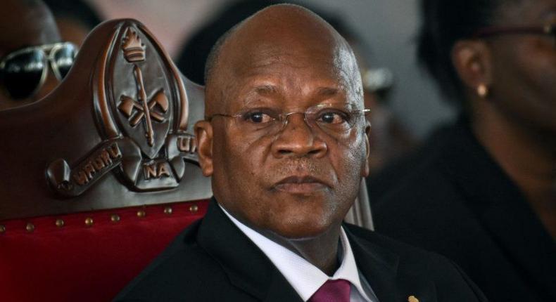 Tanzania President John Magufuli is dead (BBC)