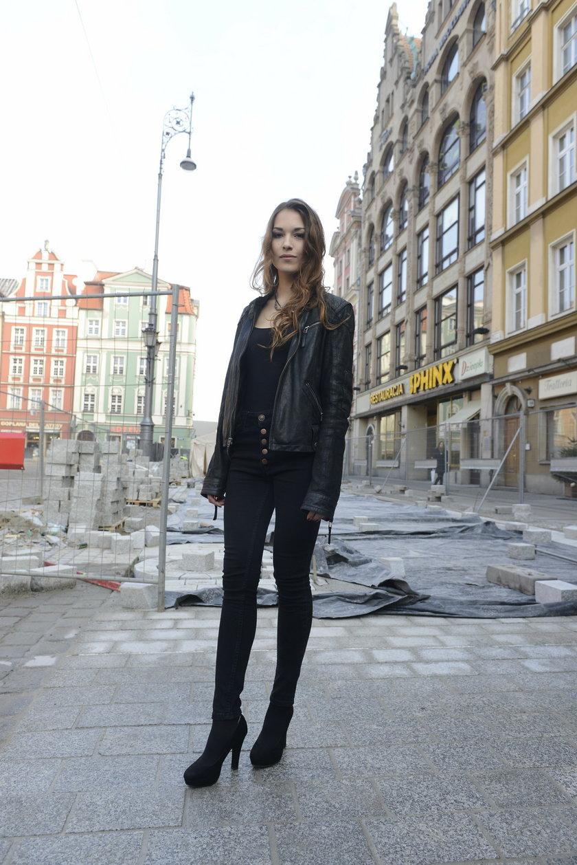 Maria Lebedowicz (18 l.) modelka z SPP Models