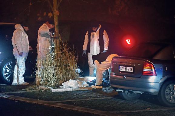 Bežanijska kosa Marko Vuković ubistvo