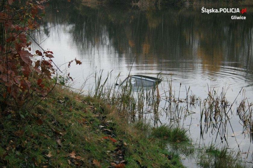 Tragiczny finał libacji nad zalewem w Sośnicowicach