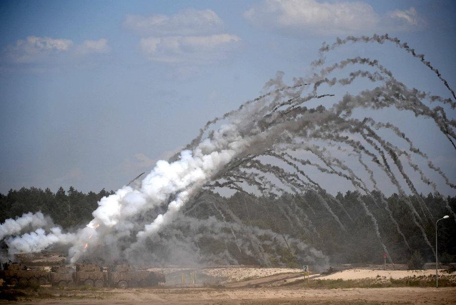 Polskie wojsko jest w pełni gotowe do działania? Zakończyły się ćwiczenia Dragon-21