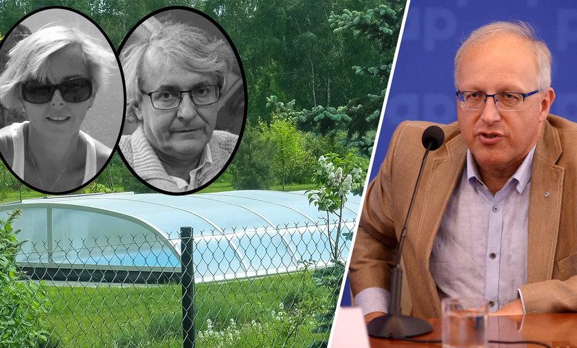 Prof. Robert Flisiak był bliskim współpracownikiem zmarłego prof. Tadeusza Łapińskiego
