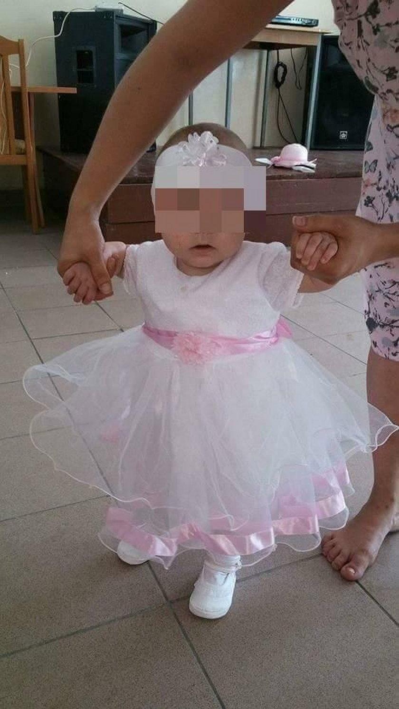 Pogryzione dzieci wykrwawiały nam się na rękach