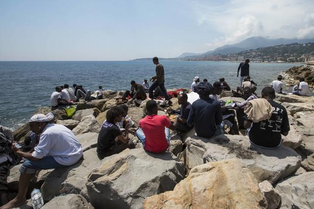 Chodzi o 40 tysięcy uchodźców, którzy dotarli na stary kontynent przez Morze Śródziemne