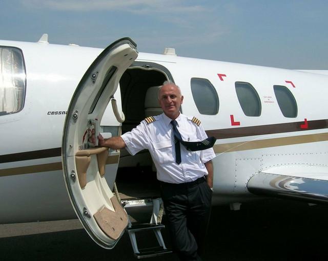 Do incidenta na Braču, pilot privatne avio kompanije
