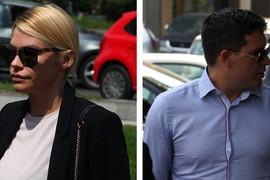 """BIZARNI DETALJI SASLUŠANJA Nasilnik Lazukić nakon što je prebio Natašu Bekvalac: """"Samu sebe je sekla kuhinjskim nožem"""""""