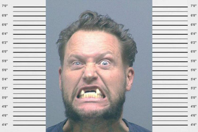 Najgorsze zdjęcia z kartotek policyjnych
