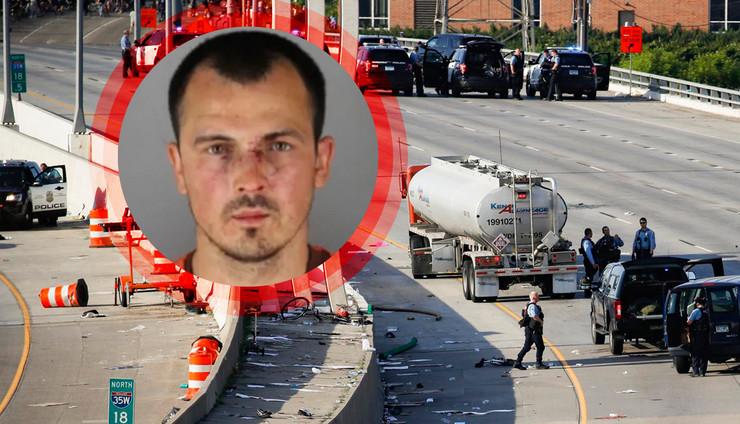 mineapolis kamion kombo RAS Tanjug AP, Hennepin County Jail