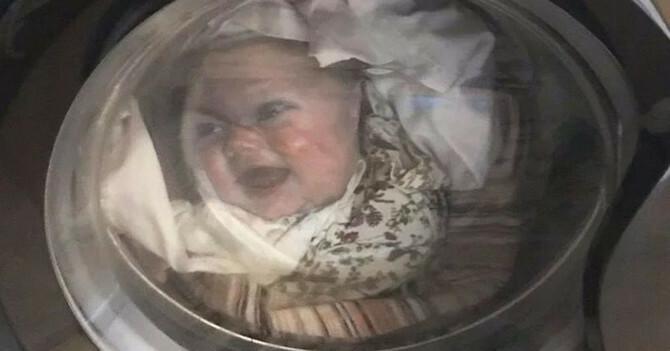 Beba je sigurna