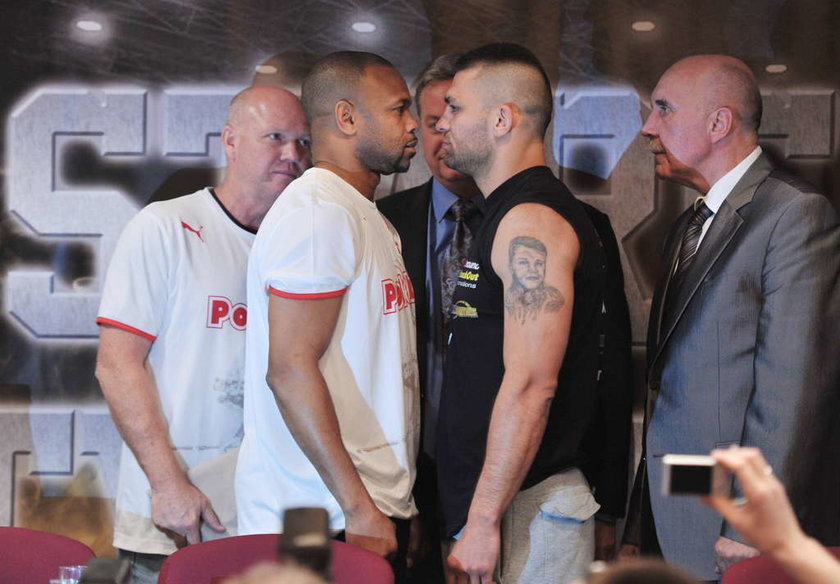 Roy Jones Jr Dawid Cygan Kostecki